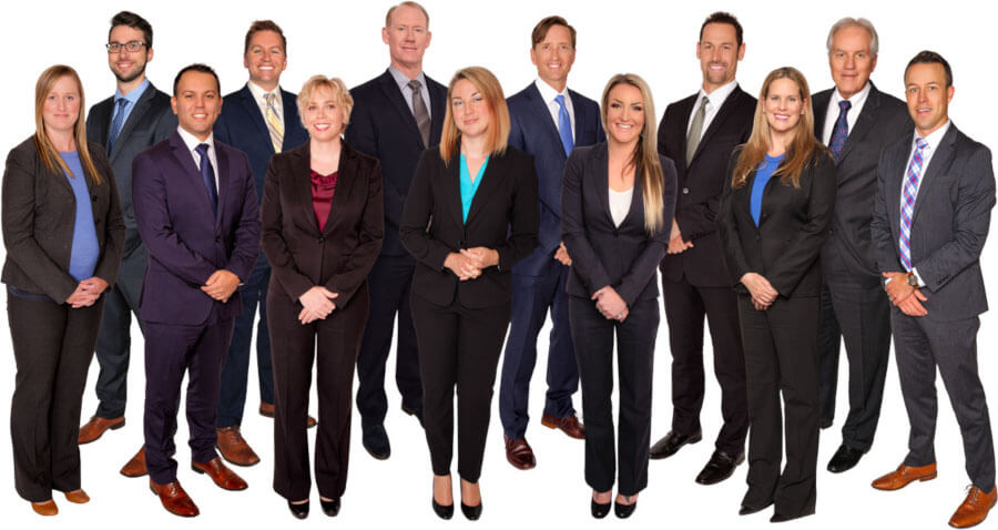 MOBO Law Firm Group Photo