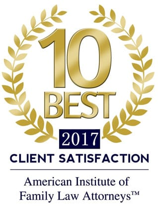 10 Best 2017 Client Satisfaction | American Institue of Family Law Attorneys